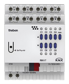 THEBEN RM 8 T KNX
